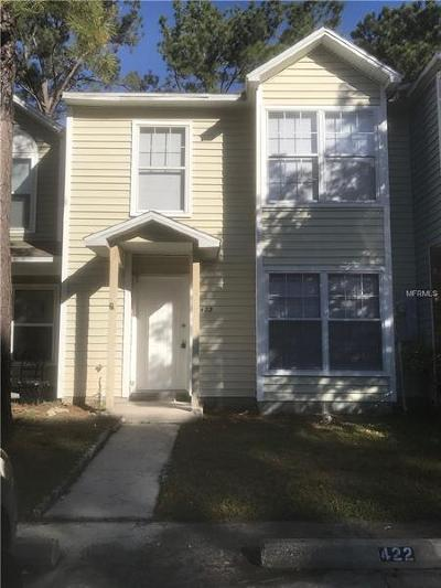 Seminole County Rental For Rent: 422 Green Spring Circle