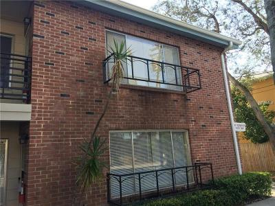 Hernando County, Hillsborough County, Pasco County, Pinellas County Rental For Rent: 1257 Drew Street #9