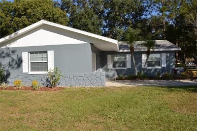 Oldsmar Single Family Home For Sale: 506 Limetree Drive