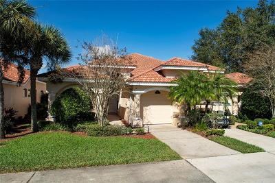 Dade City, San Antonio, St Leo Villa For Sale: 12835 Lehman Drive