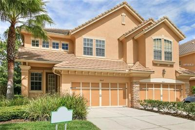 Tampa Townhouse For Sale: 14607 Mirabelle Vista Circle