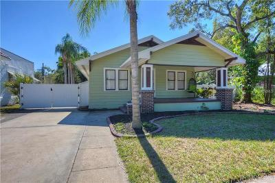 Tampa Single Family Home For Sale: 110 W Henry Avenue
