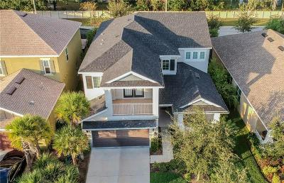 Hillsborough County, Pasco County, Pinellas County Single Family Home For Sale: 8837 Citrus Palm Drive