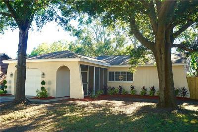 Palm Harbor Single Family Home For Sale: 1972 Groveland Road