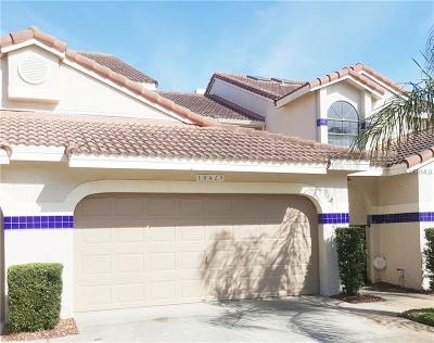 Tampa Townhouse For Sale: 10429 La Mirage Court