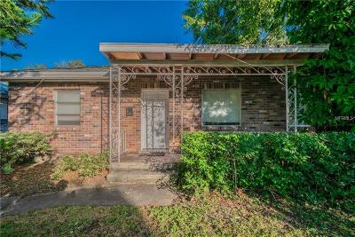 St Petersburg Single Family Home For Sale: 1752 28th Street S