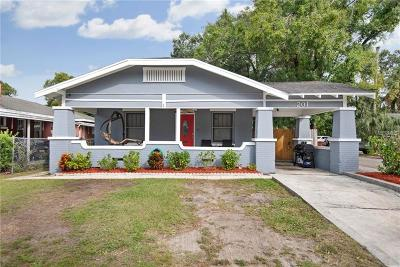 Tampa Single Family Home For Sale: 201 W Giddens Avenue