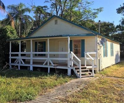 Tampa Single Family Home For Sale: 3609 Whittier Street