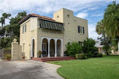 Tampa Single Family Home For Sale: 413 S Shore Crest Drive