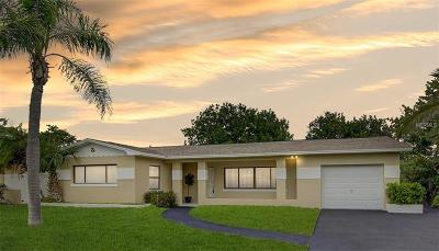 Treasure Island Single Family Home For Sale: 10228 Tarpon Drive