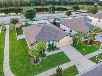 Wimauma Single Family Home For Sale: 14351 Alistar Manor Drive