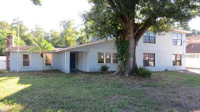 Tampa Single Family Home For Sale: 7209 N Church Avenue