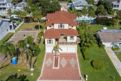 Port Richey Single Family Home For Sale: 5431 Miles Boulevard