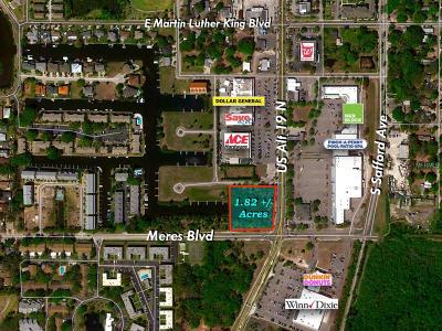 Tarpon Springs Residential Lots & Land For Sale