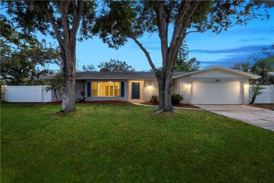 Clearwater Single Family Home For Sale: 1891 Oak Park Drive S