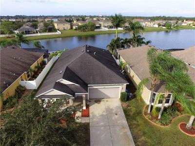 Ruskin Single Family Home For Sale: 436 Stone Briar Drive
