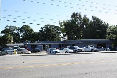 Hillsborough County Commercial For Sale: 14441 N Florida Avenue