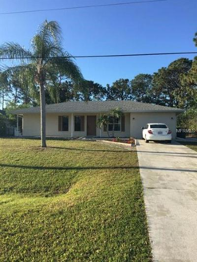 Single Family Home For Sale: 9913 Gulfstream Boulevard