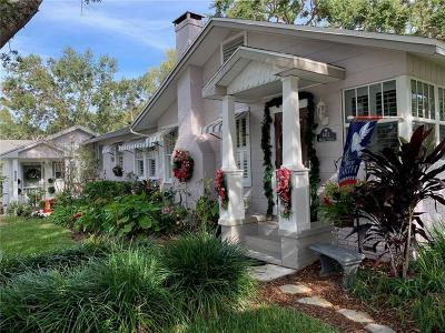 Dunedin Single Family Home For Sale: 602 Wilkie Street