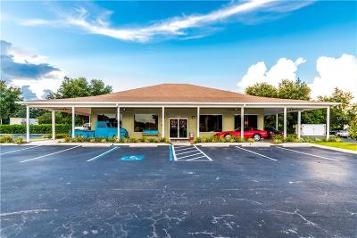 Hernando County Commercial For Sale: 790 Providence Boulevard