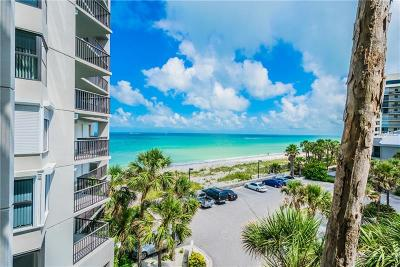 Clearwater Beach Condo For Sale: 1660 Gulf Boulevard #405