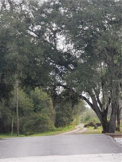 Plant City Residential Lots & Land For Sale: Candis Rd (2100 Block)