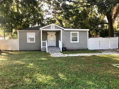 Tampa Single Family Home For Sale: 1407 E Jean Street