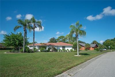 Bradenton Single Family Home For Sale: 3631 Avenida Madera