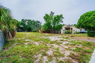 St Petersburg Residential Lots & Land For Sale: 4628 13th Avenue S