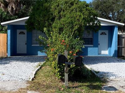 Indian Rocks Beach Multi Family Home For Sale: 804 1st Street