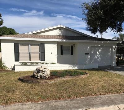 Pinellas Park Single Family Home For Sale: 4341 66th Avenue N
