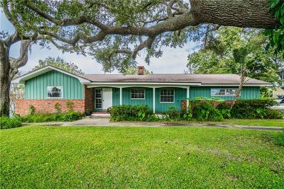 Tarpon Springs Single Family Home For Sale: 1430 Riverside Drive