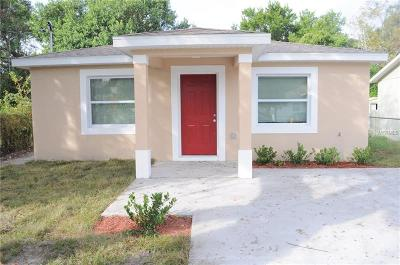 Tampa Single Family Home For Sale: 4410 N 37th Street