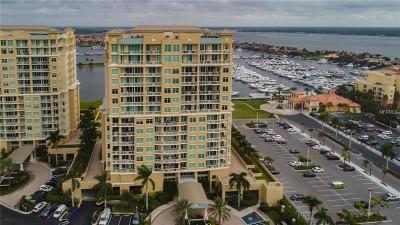 Hillsborough County, Pasco County, Pinellas County, Manatee County, Sarasota County Condo For Sale: 130 Riviera Dunes Way #406