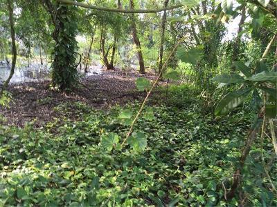 Wimauma Residential Lots & Land For Sale: 16915 Sorona Road