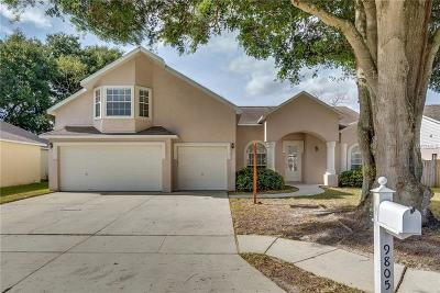 Ruskin, Riverview Single Family Home For Sale: 9805 Ocasta Street