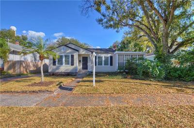 Tampa Single Family Home For Sale: 104 S Beverly Avenue