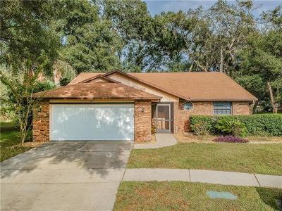 Zephyrhills Single Family Home For Sale: 6637 Foxmoor Drive