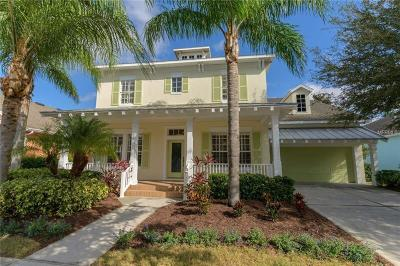 Apollo Beach Single Family Home For Sale: 529 Manns Harbor Drive