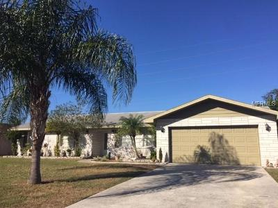 Riverview Single Family Home For Sale: 3420 Yale Circle
