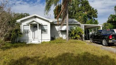 Tampa Single Family Home For Sale: 2505 W Nassau Street
