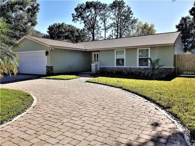 Tampa Single Family Home For Sale: 5317 Black Pine Dr