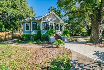 Tampa Single Family Home For Sale: 5111 N Central Avenue