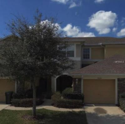 Tampa FL Townhouse For Sale: $169,000