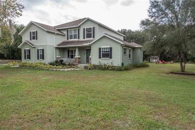 Wimauma Single Family Home For Sale: 3115 Stagecoach Trail