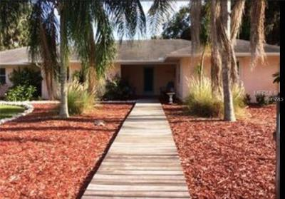 Palmetto Single Family Home For Sale: 1701 5th Street W