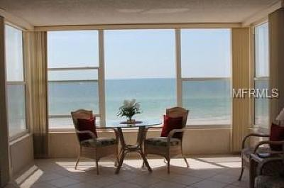 Madeira Beach Condo For Sale: 14800 Gulf Boulevard #203
