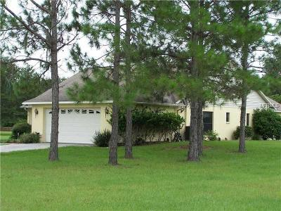 Plant City Single Family Home For Sale: 1304 Williams Road