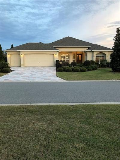 Single Family Home For Sale: 2100 Isleworth Circle
