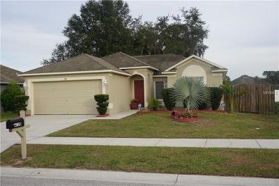 Plant City Single Family Home For Sale: 4420 Tina Lane